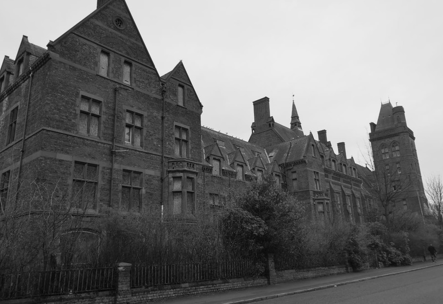Newsham Park Hospital Ghost Hunt
