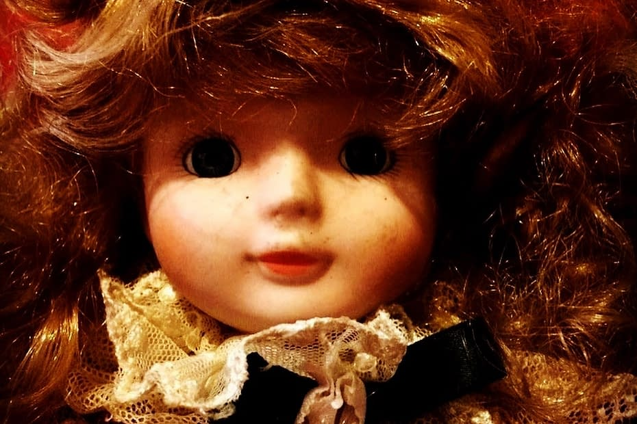 Lara Haunted Doll